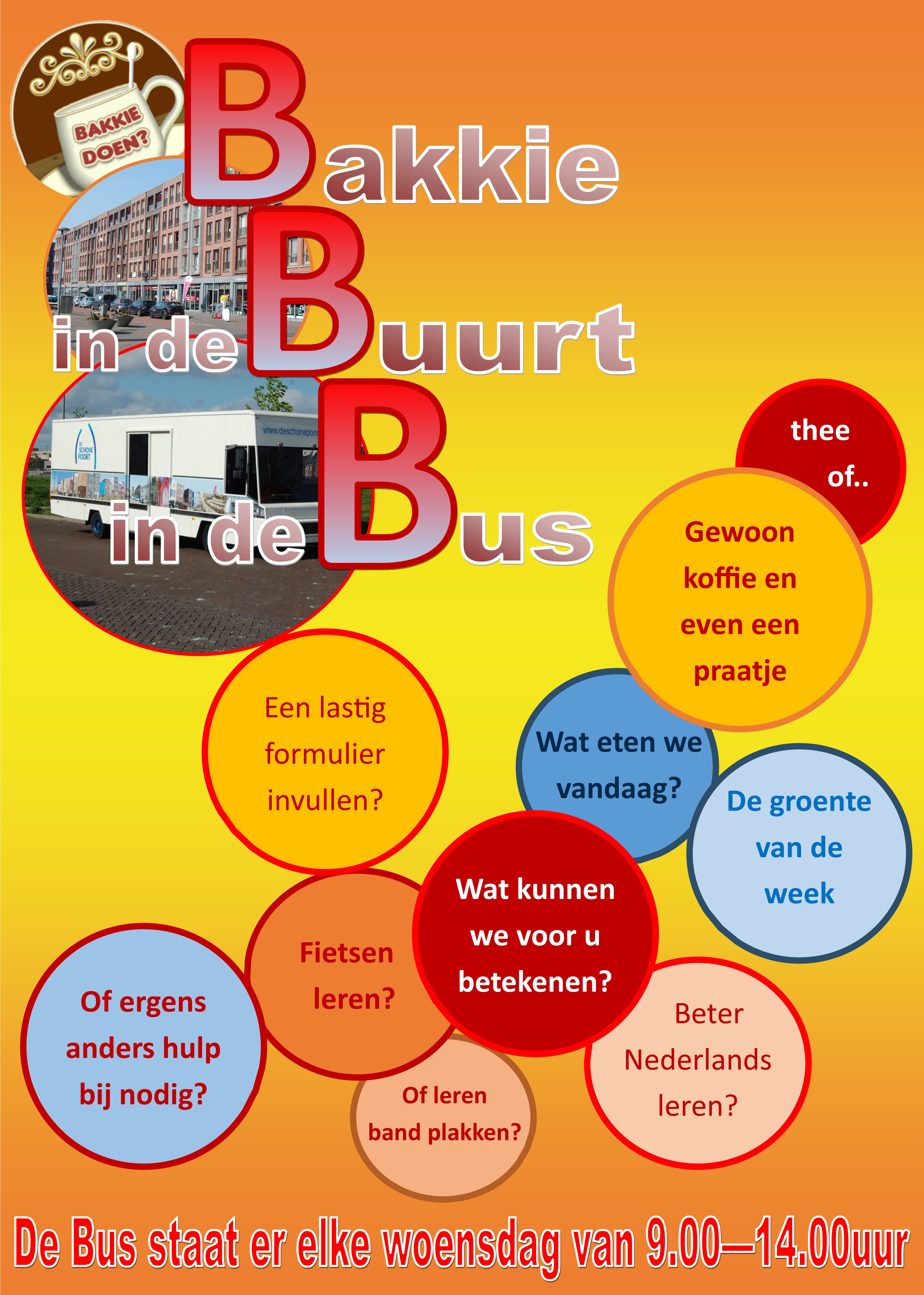 Bakkie in de Buurt in de Bus (BBB)
