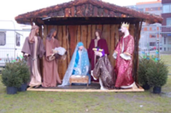 Levende Kerststal 2013